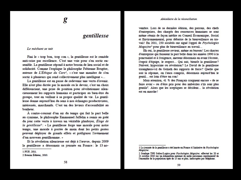 Exemple texte original pour site de rencontre